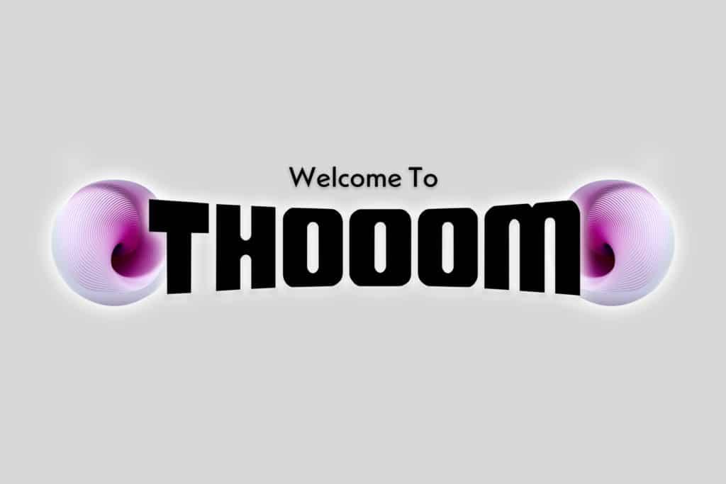 Welcome to THOOOM